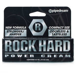 ROCK HARD POWER CREAM 15ML